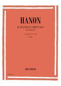 Hanon Il Pianista Virtuoso 60 Esercizi  Ricordi