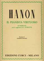Hanon Il Pianista Virtuoso 60 Esercizi  Curci