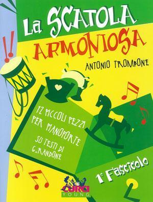 Trombone La scatola armoniosa 1° fascicolo Curci