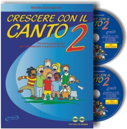 Crescere con il Canto vol. 2 Progetti Sonori PS0401