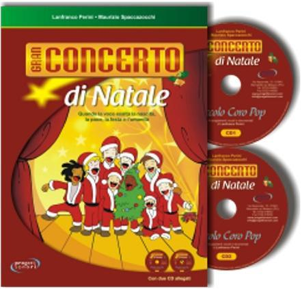 Gran Concerto di Natale Progetti Sonori PS0805