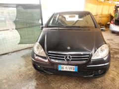 Mercedes-Benz A 180 FULL OPTIONAL Diesel