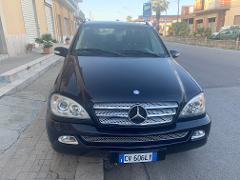 Mercedes-Benz ML 270  Diesel