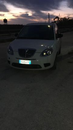 Lancia Y  Benzina