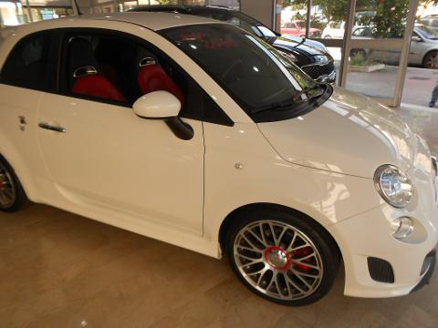 Abarth 500 FULL OPTIONAL Benzina