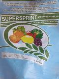CONCIME SUPERSPRINT 20 10 10 conf da 25 kg CONCIME GECOS FERTILIZZANTI CONCIME SUPERSPRINT 20-10-10 PIU MICRO