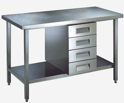 Tavoli lavelli pensili armadi acciaio inox catania - Tavoli in acciaio inox ...