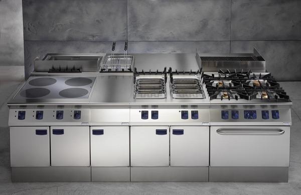 cucina industriale a catania e sicilia electrolux
