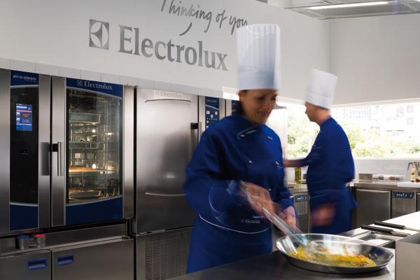 forni e abbattitori di temperatura industriali professionali a catania electrolux electrolux