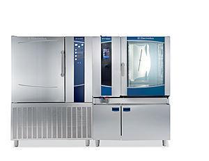 Forni e abbattitori di temperatura, Cook & Chill Electrolux Electrolux