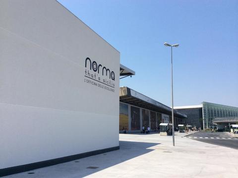 Norma L'OFFICINA DELLE ECCELLENZE SAC Aereoporto Fontanarossa di Catania CIR srl