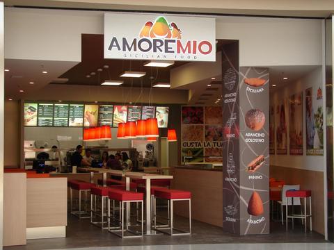 AMORE MIO, SICILIAN FOOD.Centro Sicilia. CT