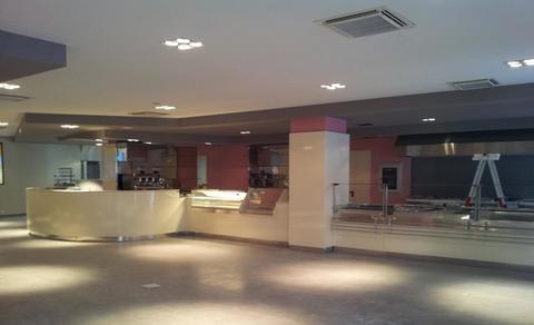 Bar mensa Ospedale di Taormina (ME)