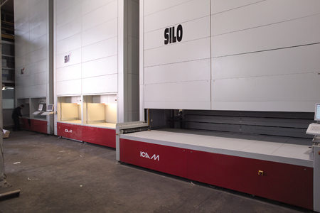 Vertical tray storage system, Shifting-tay storage system, Vertical automatic storage system, Automa ICAM