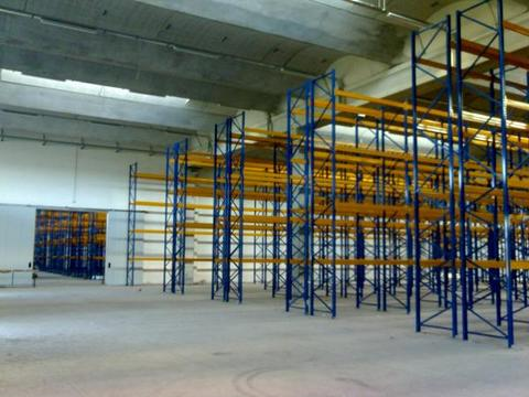 Used Pallet Racking  Storage Systems SCAFFALATURA JUNGHEINRICH PORTAPALLET
