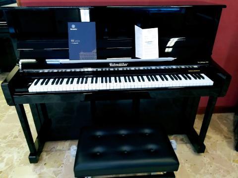 PIANOFORTE NUOVO RITMULLER 120