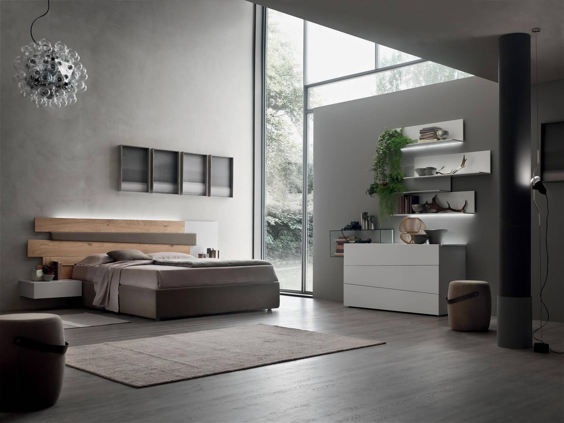 Camere Da Letto Ultramoderne camere da letto moderne tomasella - rilievo [fraz. di