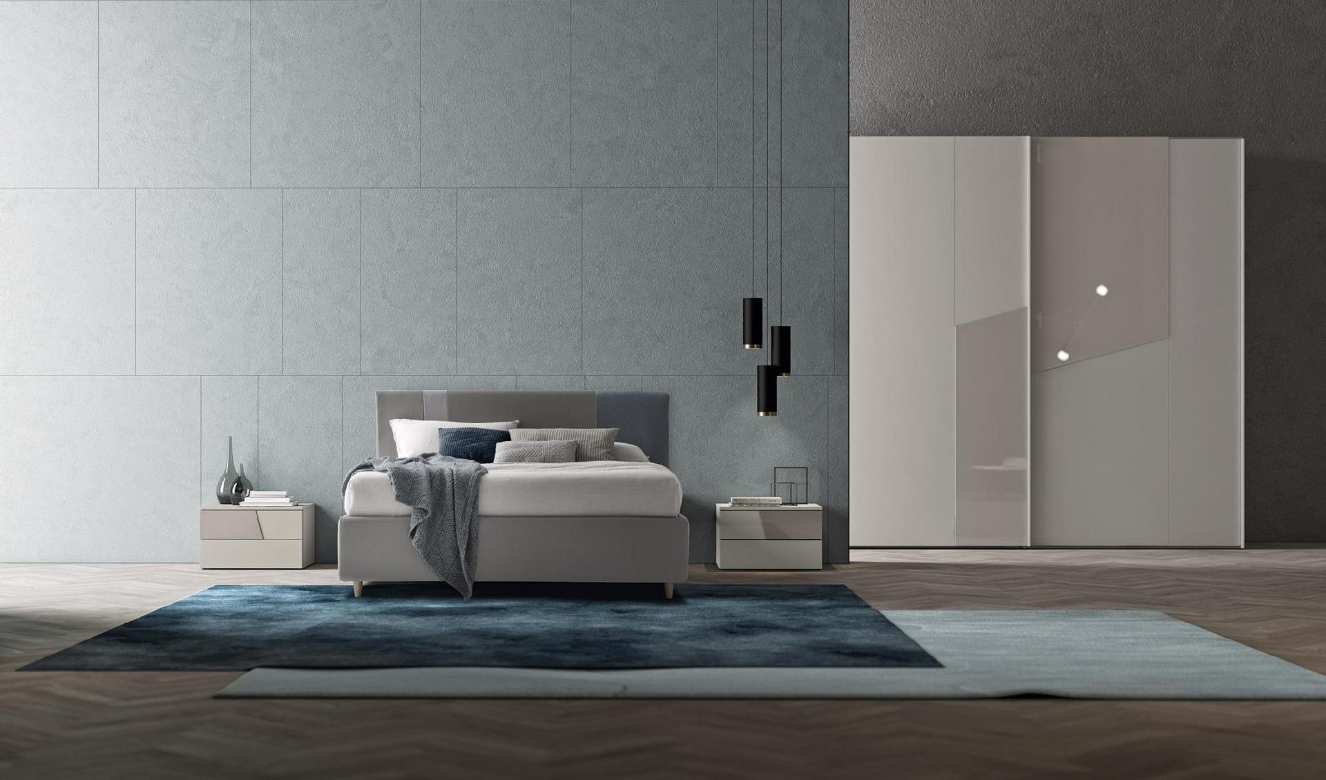 Camere Da Letto Ultramoderne camere da letto moderne vitality sogno - rilievo [fraz. di
