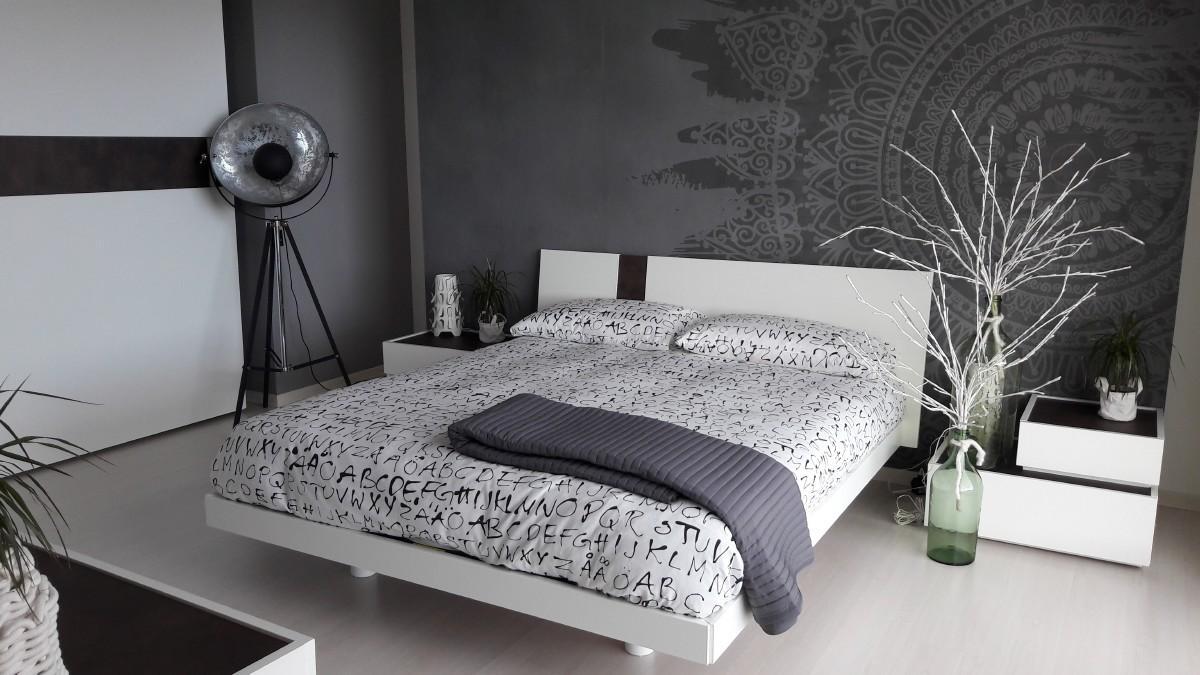 Camere da letto moderne tomasella rilievo fraz di for Tomasella camere
