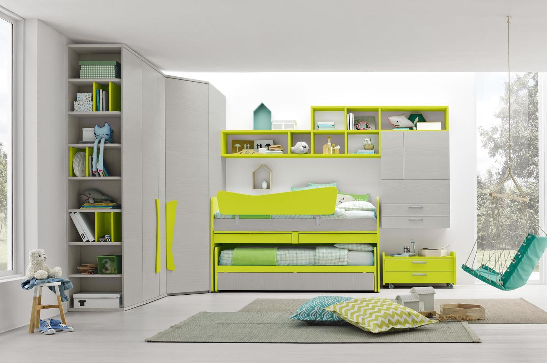 Camerette moderne per ragazzi rilievo fraz di trapani - Mobili per bambini design ...
