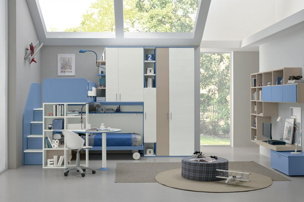 Camere Moderne Per Bambini : Camerette moderne per ragazzi rilievo [fraz. di trapani] trapani