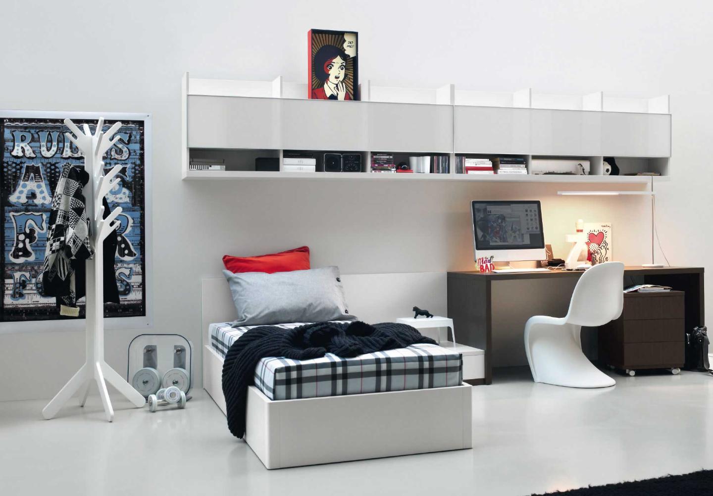 Camerette moderne per ragazzi rilievo fraz di trapani - Camere da letto per ragazzi moderne ...
