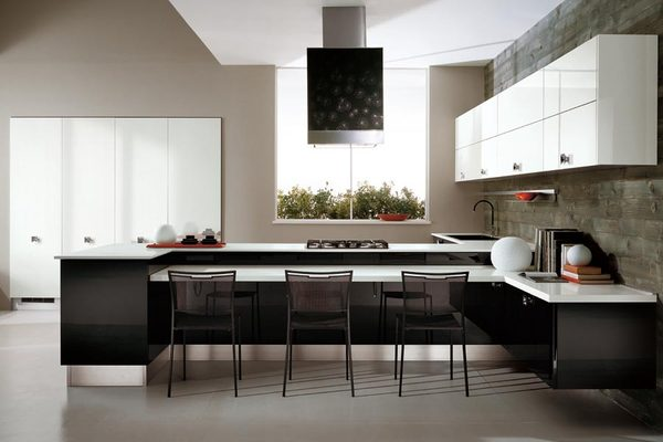 Cucine Componibile Moderne. Awesome Cucina Italiana Cucina Ad ...