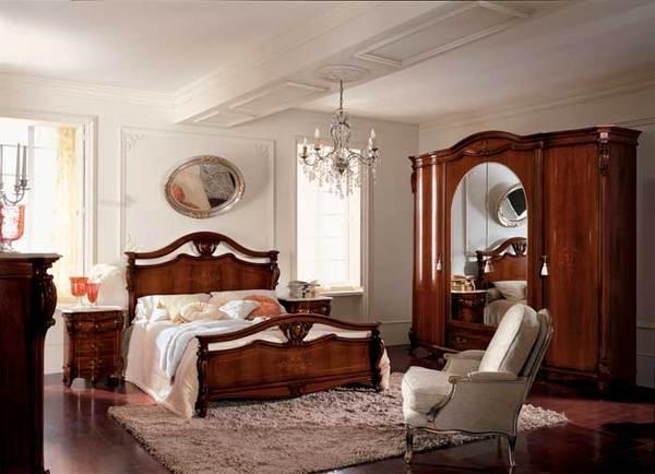 Camere da letto classiche rilievo fraz di trapani for Aziende camere da letto