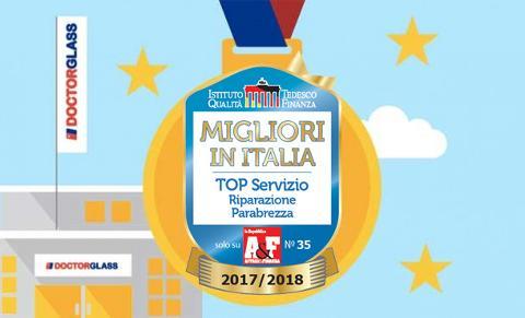RIPARAZIONE VETRI AUTO DOCTORGLASS: I MIGLIORI IN ITALIA