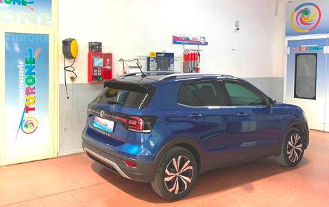 Oscuramento vetri Nuova VW T-Cross