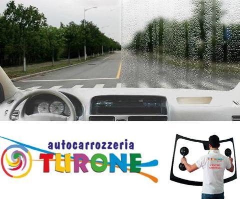 Trattamento antipioggia auto: come evitare rischi durante la guida!