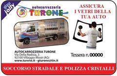 POLIZZA CRISTALLI E SOCCORSO STRADALE AGRIGENTO