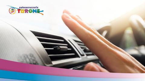 Arriva il caldo: ricarica l'aria condizionata della tua auto!