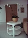 Tavolinetto Laccato Chiaramonte Ragusa Sicilia Mobilificio Casmene Laccato Bianco Lucido