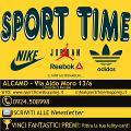 Sport Time, Abbigliamento & Articoli Sportivi