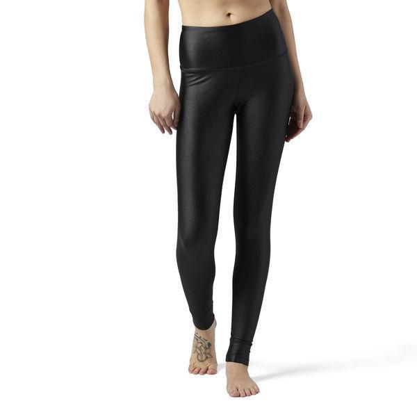 Leggings Metallic Rise REEBOK