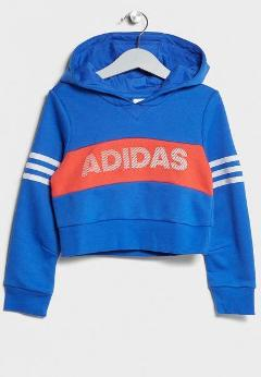 FELPA GIRLS ADIDAS