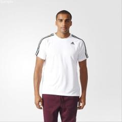 T-shirt Climalite 3stripes ADIDAS