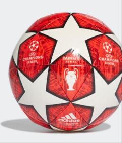 Pallone finale Madrid capitano ADIDAS