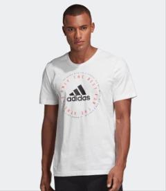 T-shirt Emblem ADIDAS
