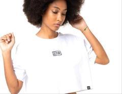 T-shirt Crop Dolly Noire