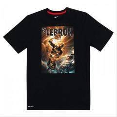 T-shirt Lebron Hero NIKE