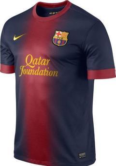 I Maglia FC Barcellona 12/13 NIKE