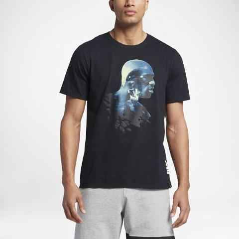 T-shirt Air Jordan 13 Black Cat  NIKE