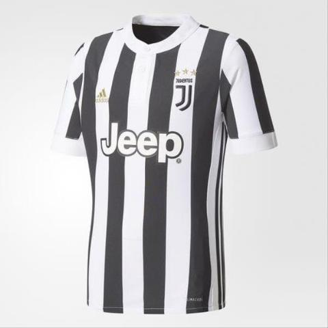 T-shirt Juventus ufficiale 2017-2018 ragazzo  ADIDAS