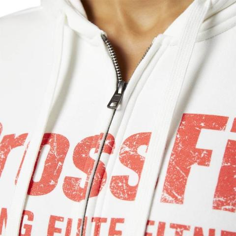 Felpa Crossfit REEBOK Full zip