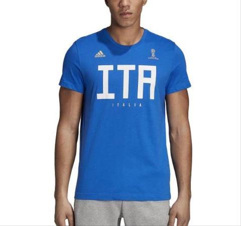 T-shirt ITALIA ADIDAS