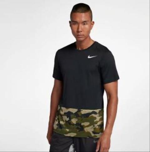 T-shirt dri-fit Breath NIKE