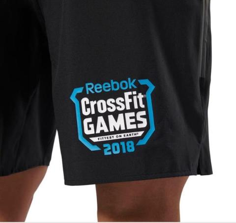Short Crossfit Speed-Games REEBOK