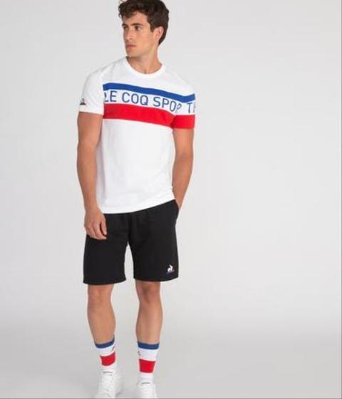 T-shirt Tricolor Le Coq Sportif